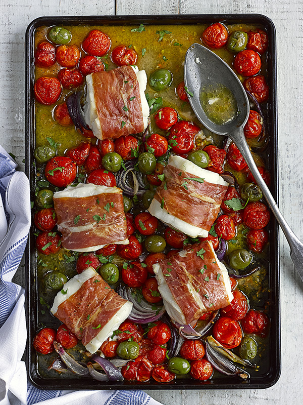 Baked Cod Loin Recipe With Olives Olive Magazine