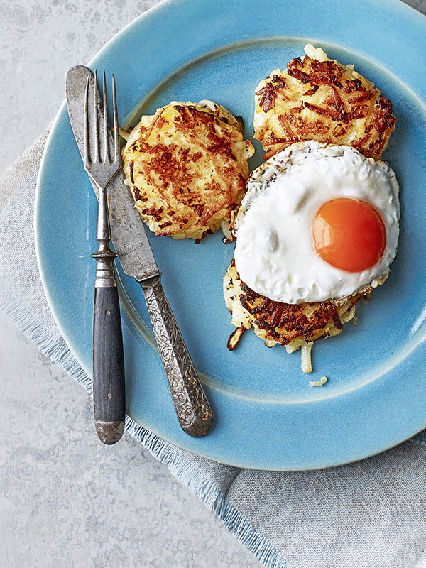 How To Make Hash Browns Recipe