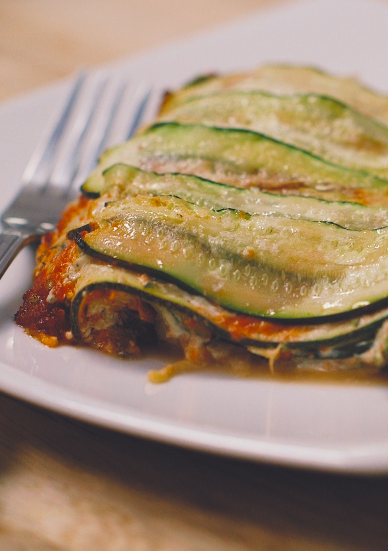 Video How To Make Courgette Lasagne Olive Magazine