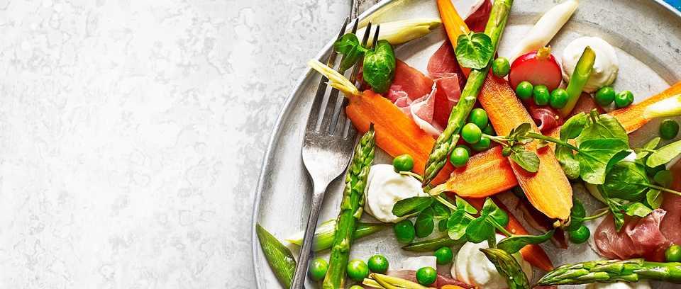 pickled veg salad