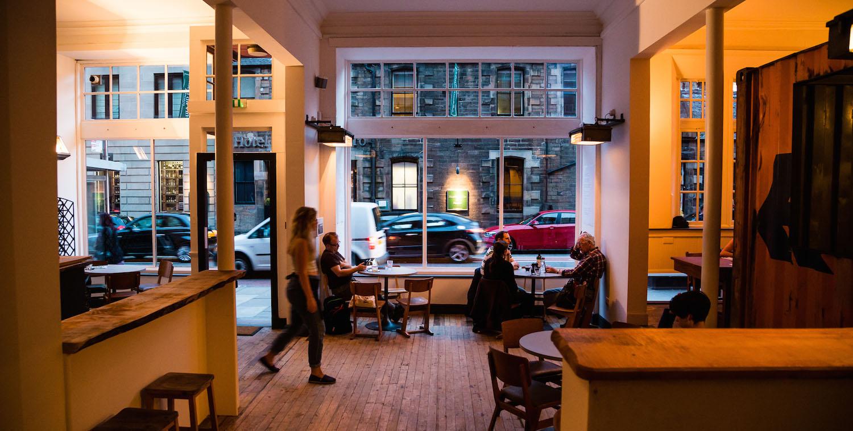 Checkpoint Edinburgh Restaurant Review Olive Magazine