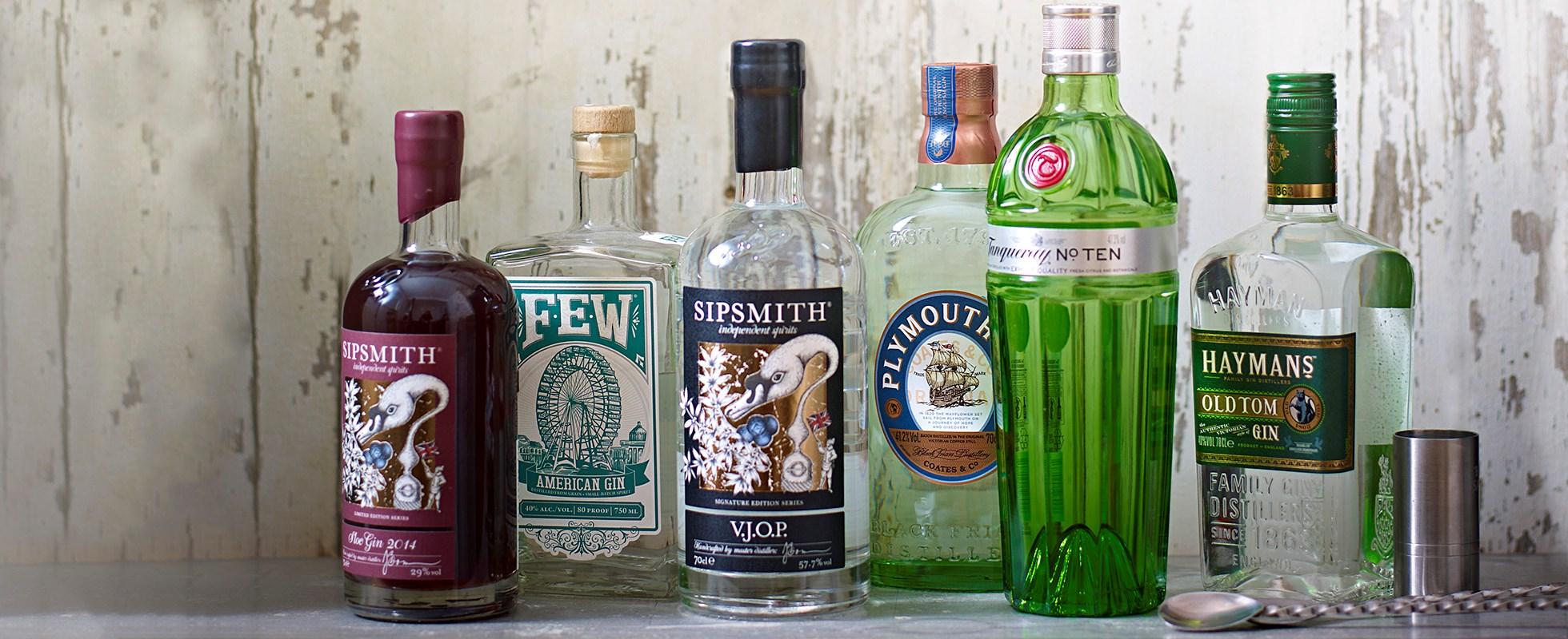 Best British Gins