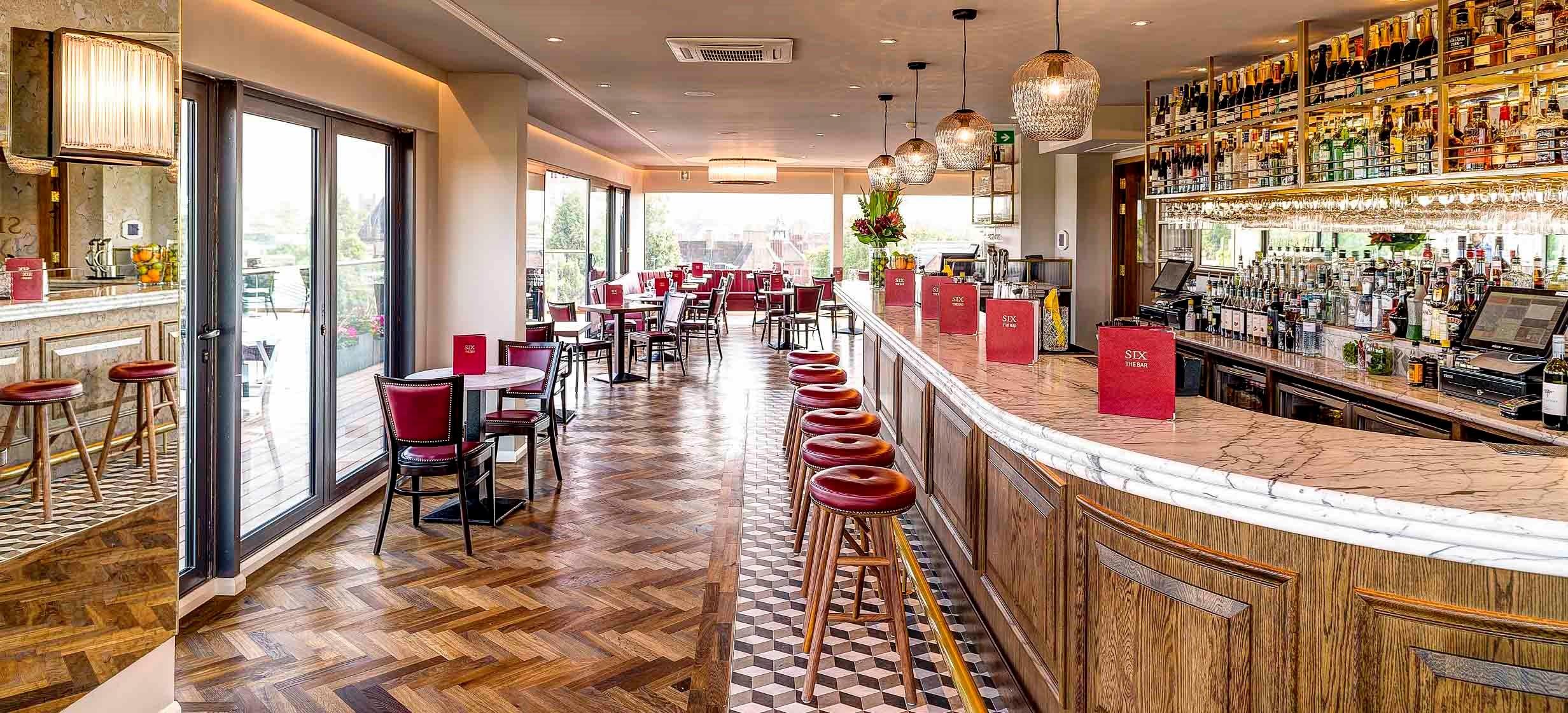 Six Panoramic Bar And Restaurant