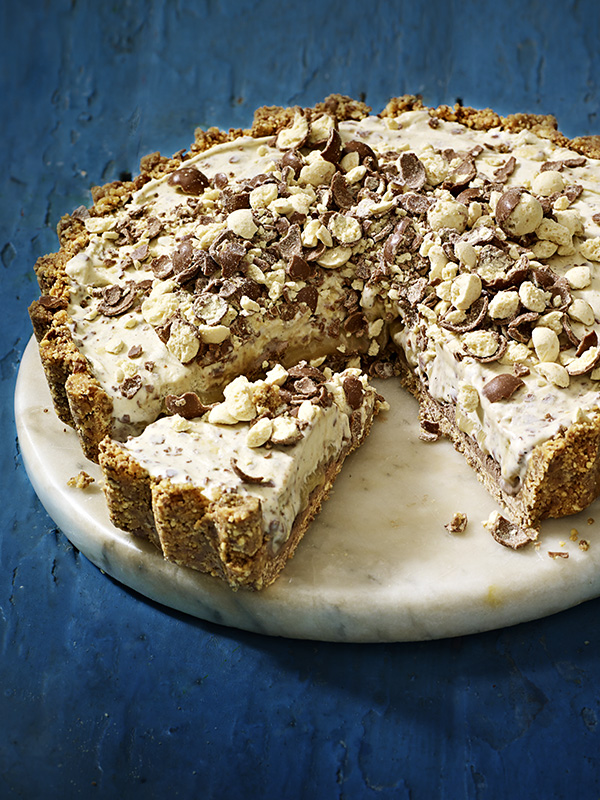 Caramel Ice Cream Pie Recipe