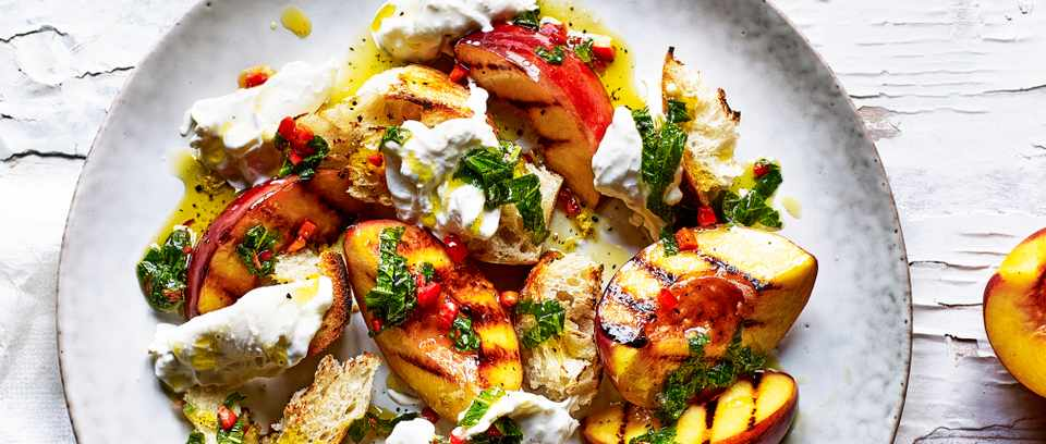 27 italian recipes for the best italian food olive magazine grilled nectarines forumfinder Choice Image