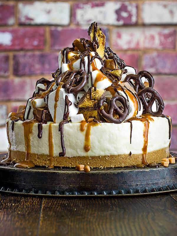 Freakshake Cheesecake Recipe