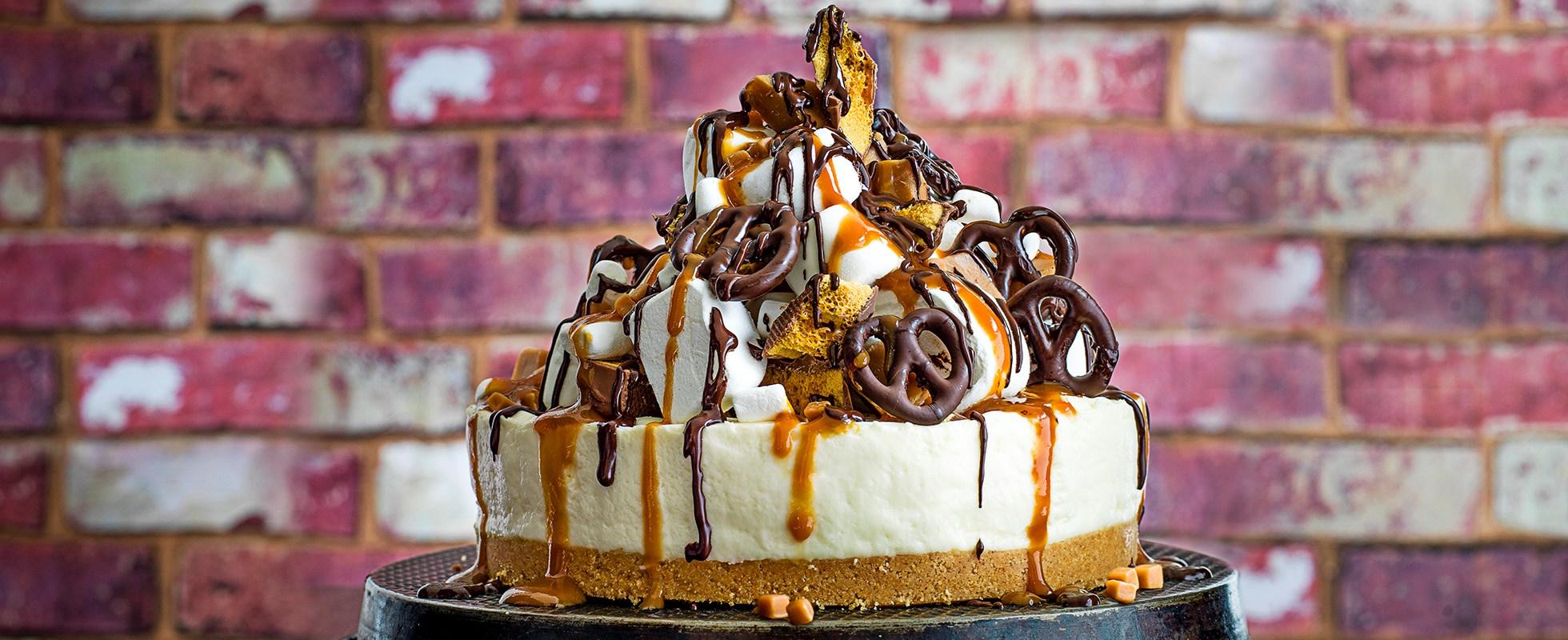 Freakshake cheesecake - Best ever cheesecake recipes