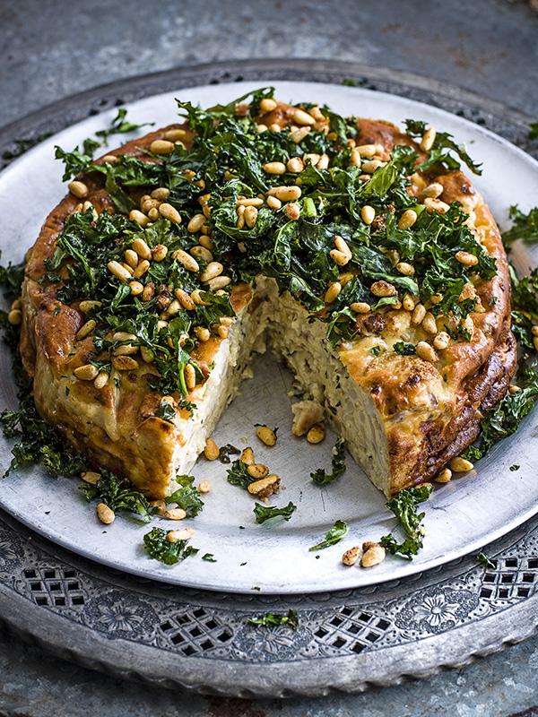 47 vegetarian entertaining recipes for vegetarian dinner party ideas cauliflower sformato recipe for vegetarian dinner party forumfinder Image collections