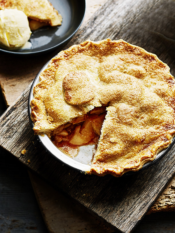 Easy Apple Pie Recipe