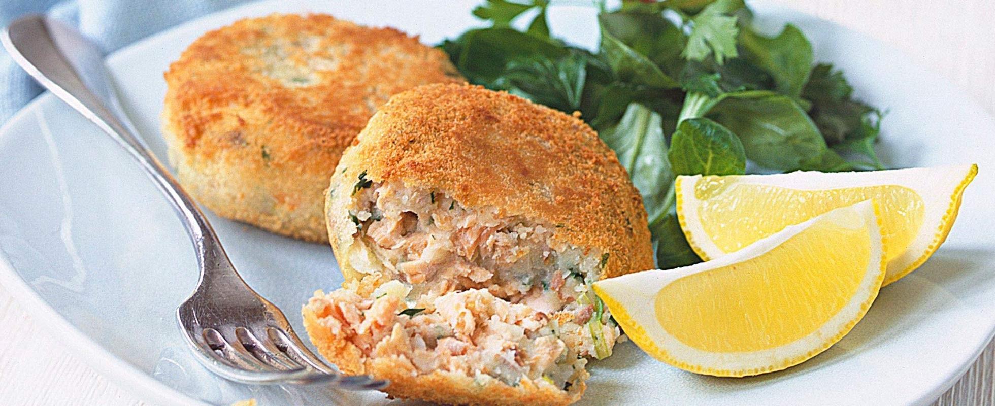 Trout Fish Cake Recipe