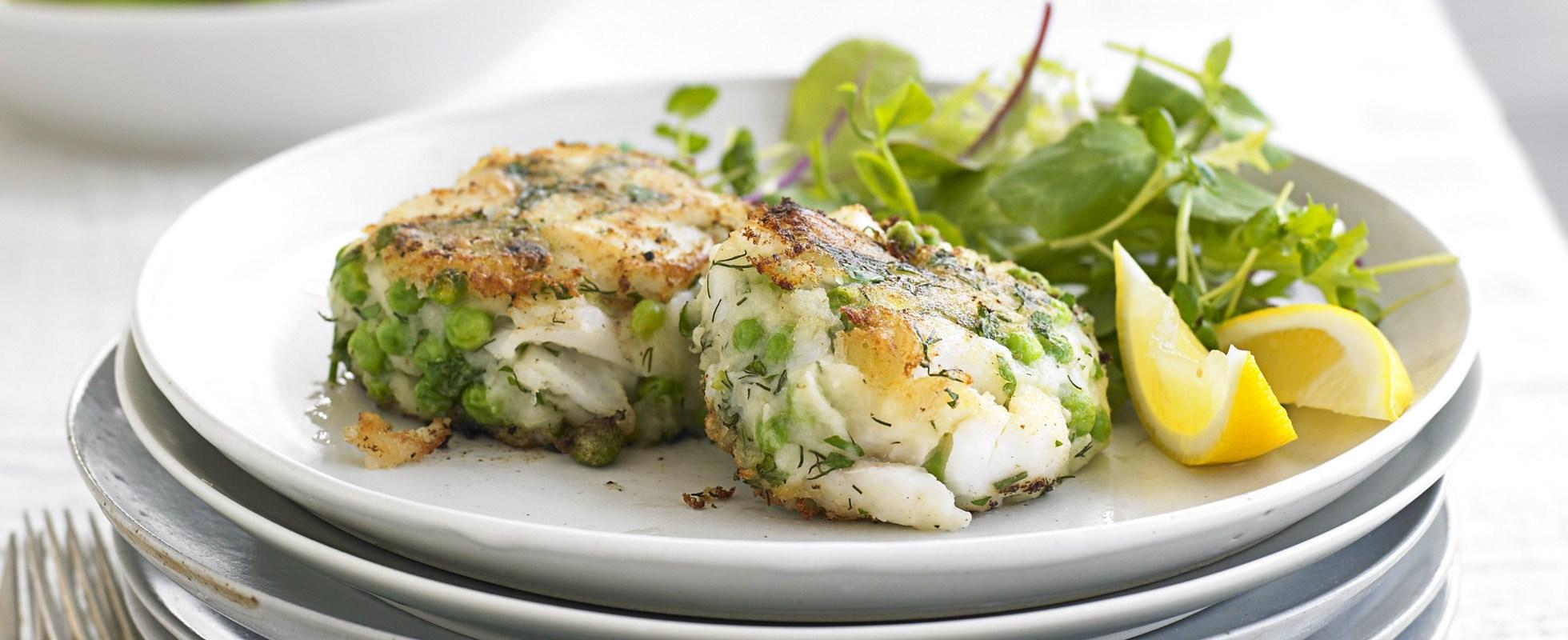 Best Ever Fishcakes Recipes Olive Magazine