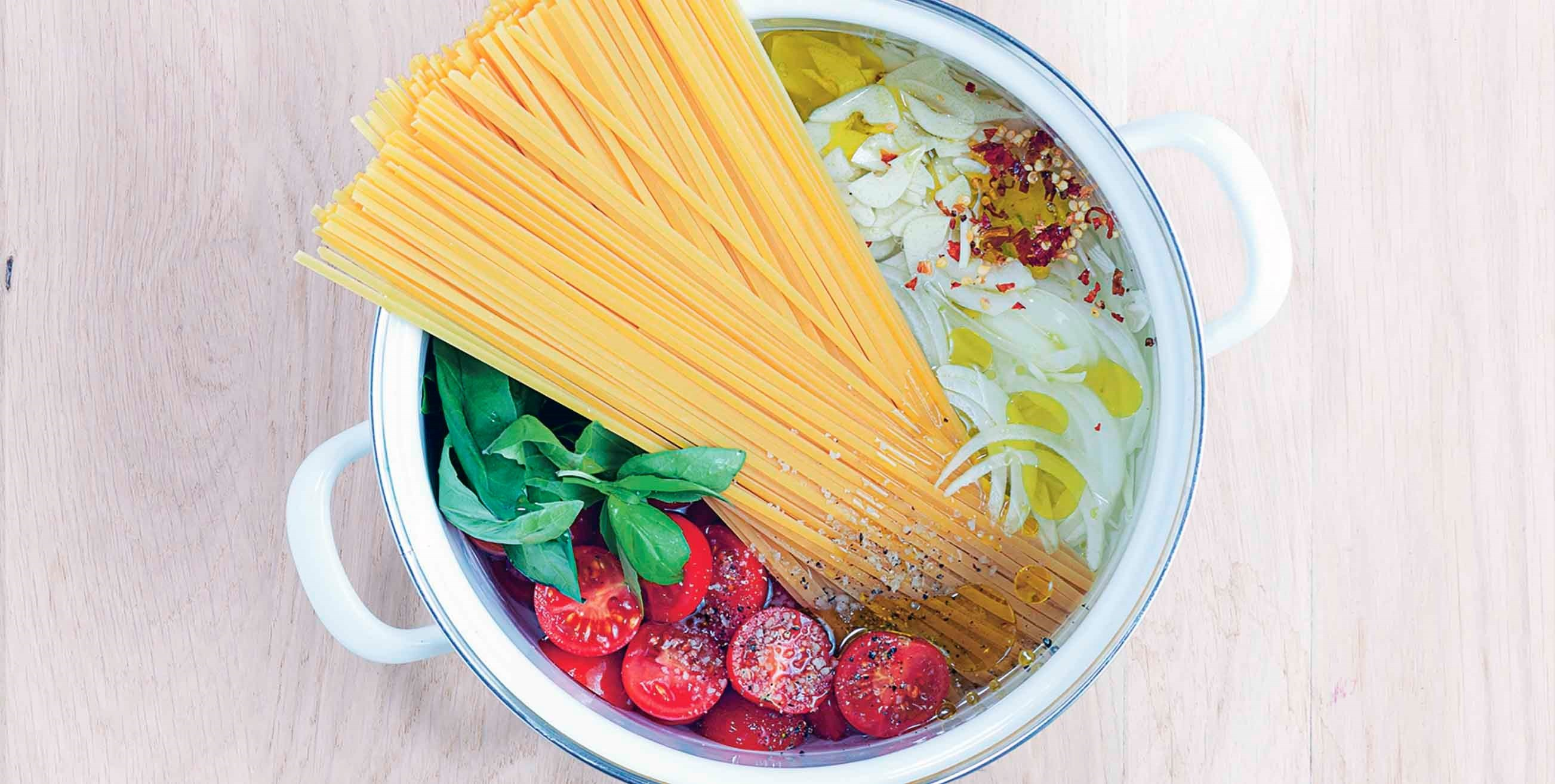 Best ever one pot pasta recipe collection