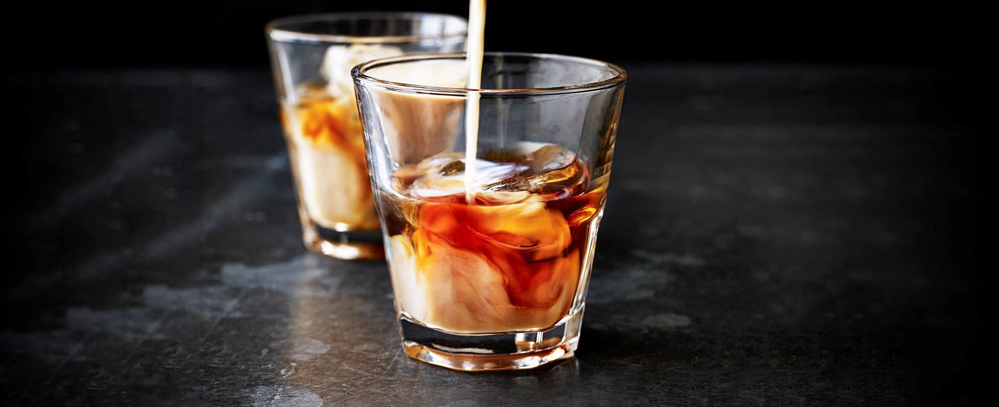 Chai Russian cocktail