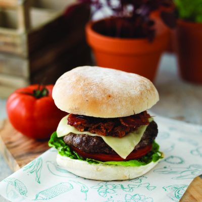 James Martin kitchen beef Burger
