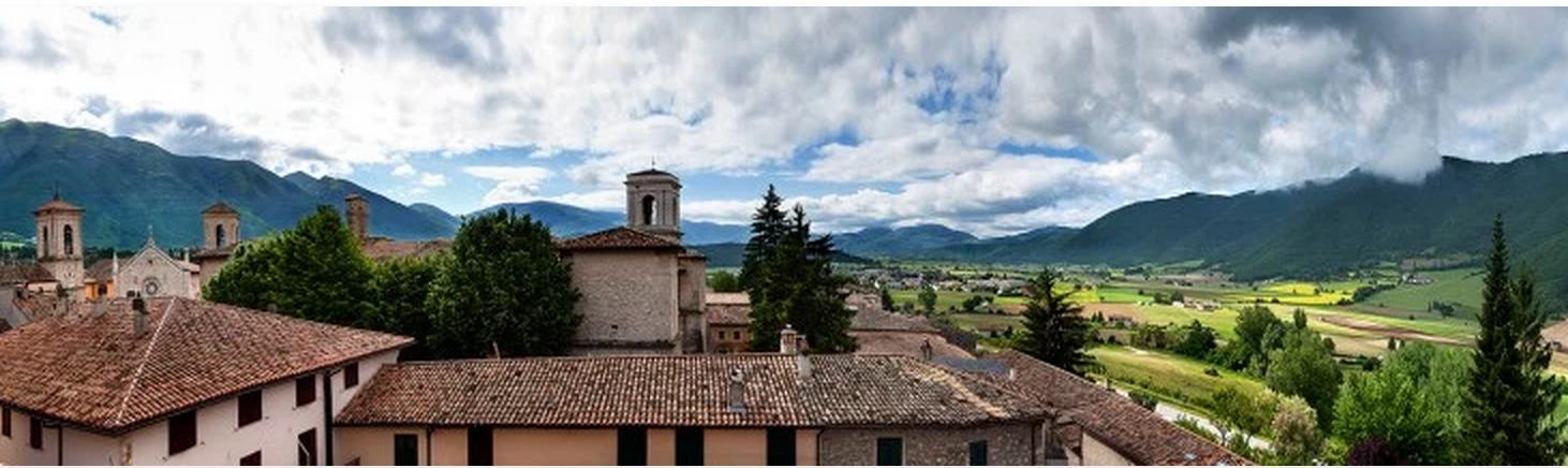 Palazzo Seneca, Umbria, Italy: hotel and restaurant review