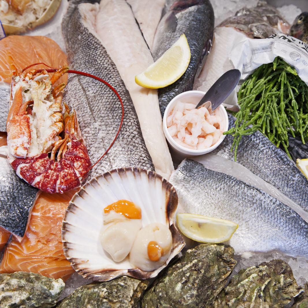 cod's scallops nottingham