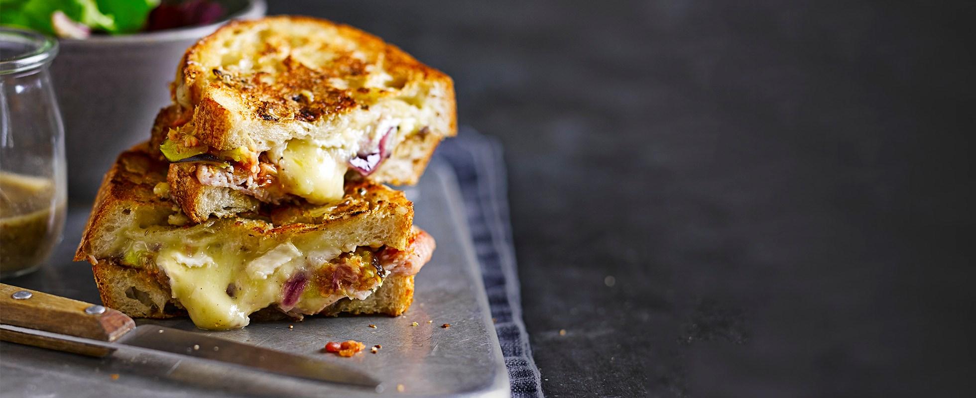Top 10 Cheese Toastie Recipes - olive magazine