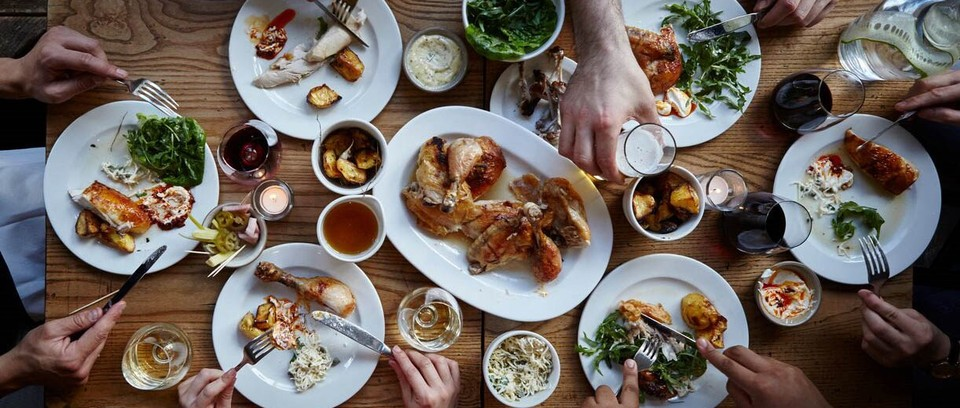 Five of the best Thanksgiving menus in London for 2016