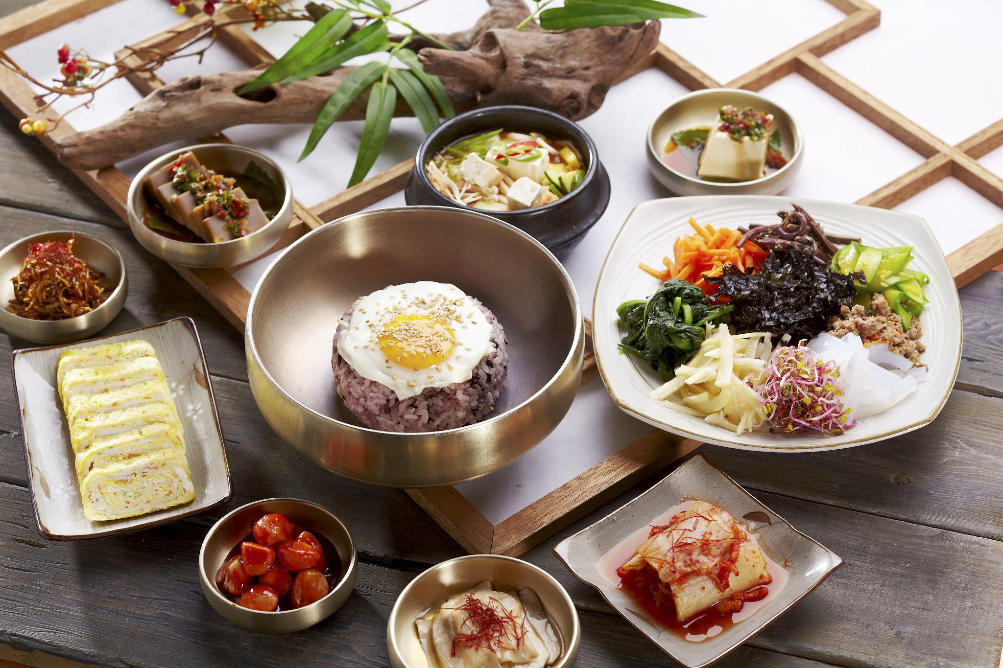 South Korean BBQ meat