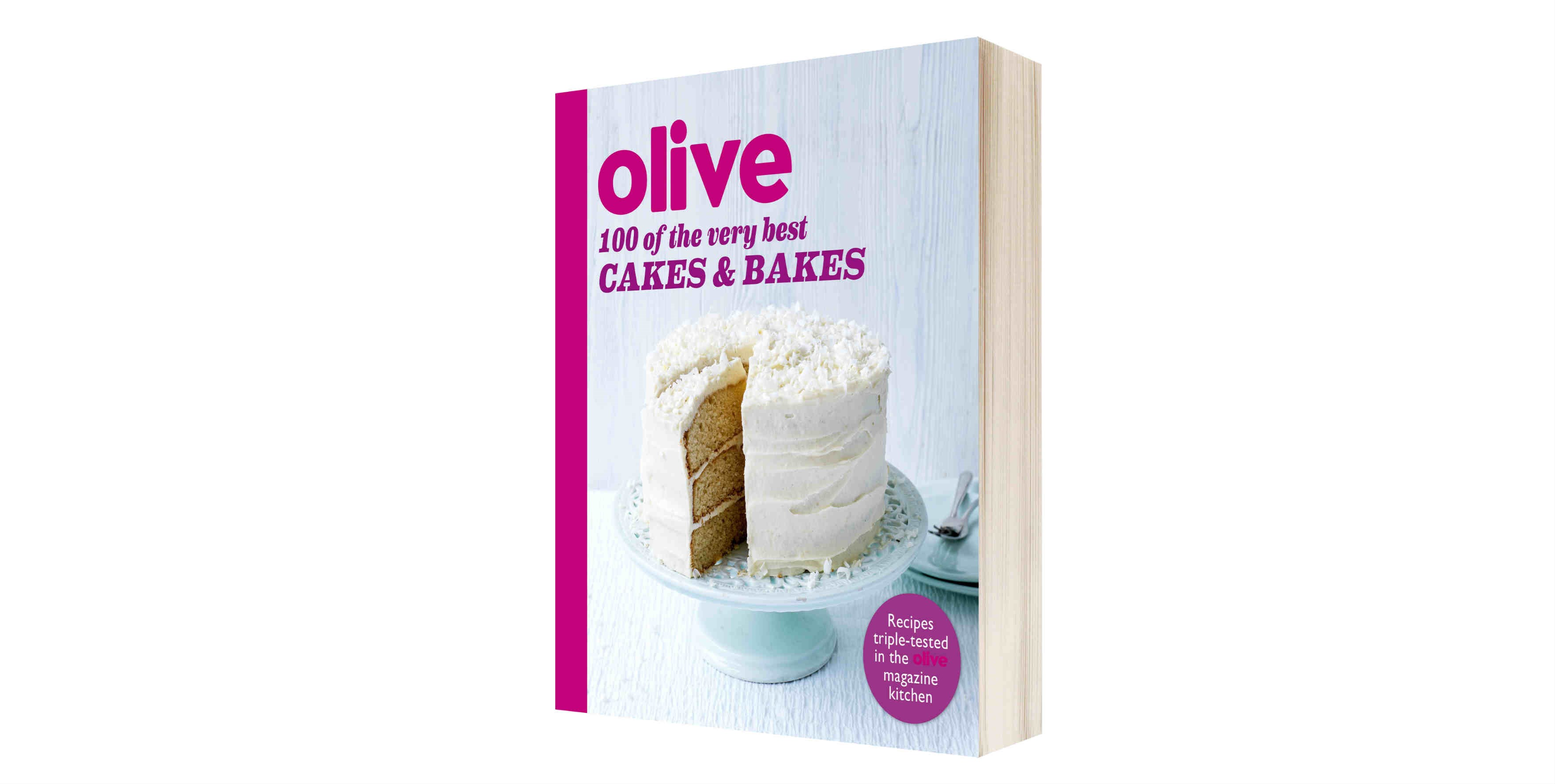 olive magazine cook books