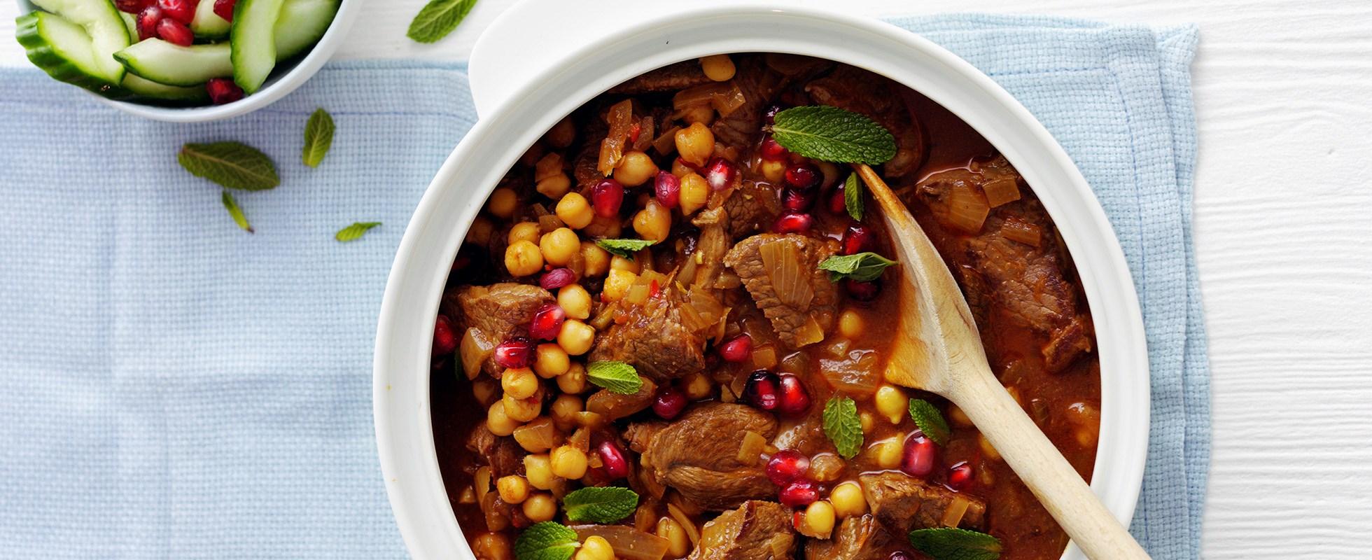 Persian lamb stew