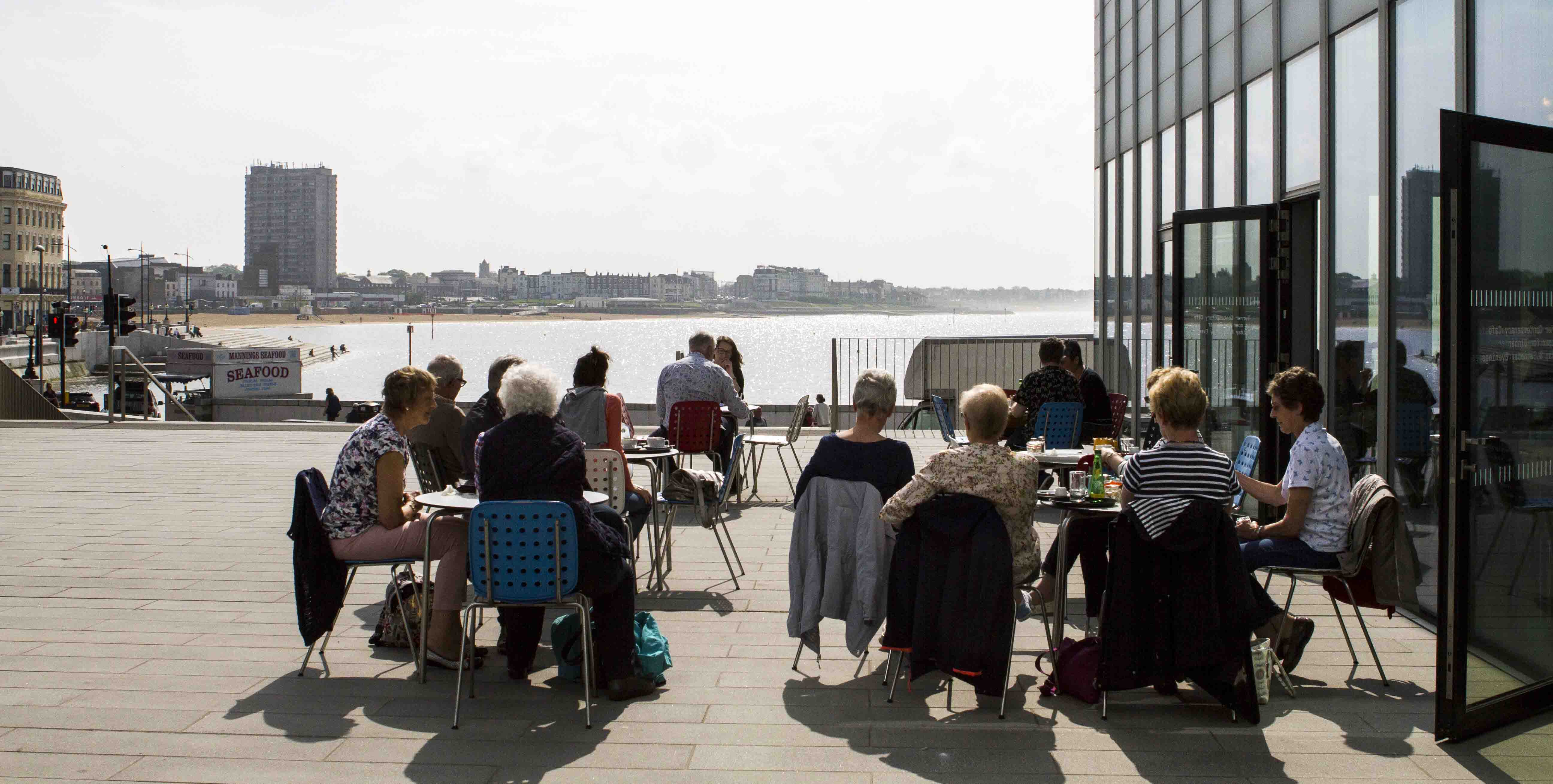 The Turner Contemporary gallery Margate Kent