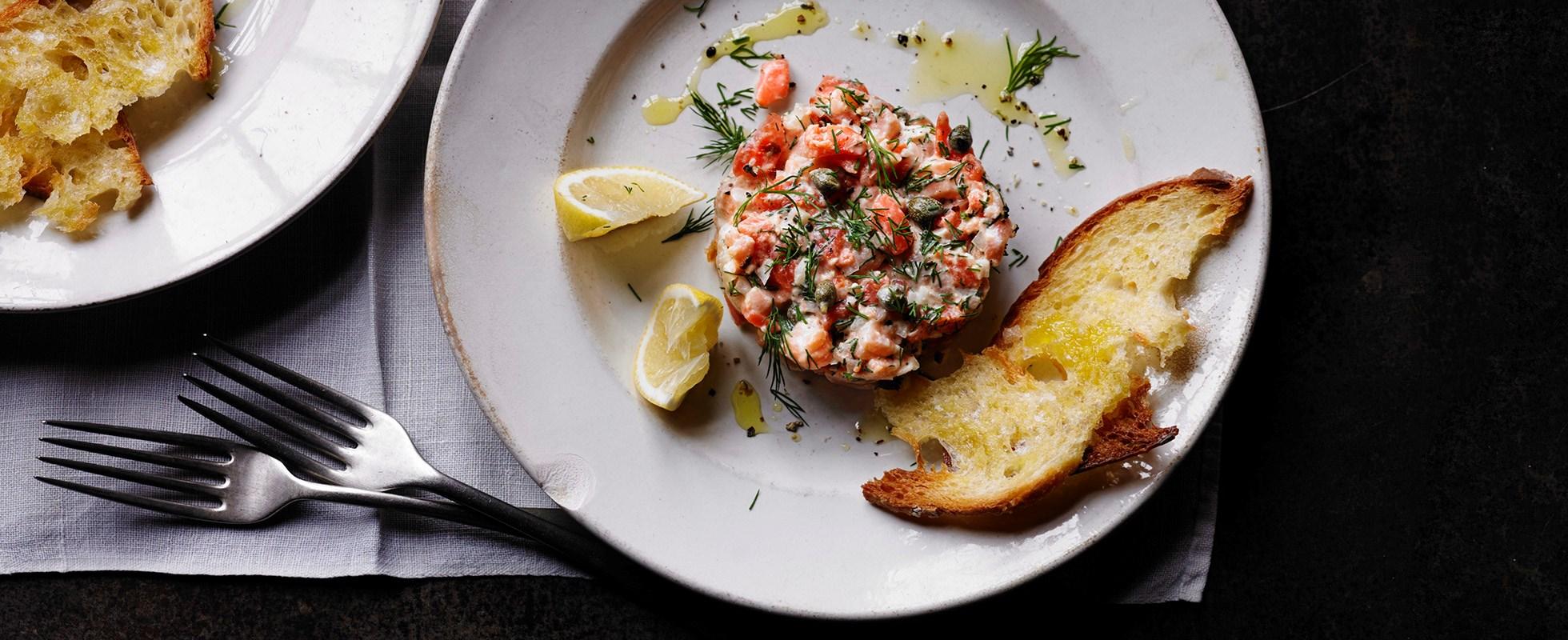 38 Easy Starter Recipes For Dinner Party Starters Olive Magazine