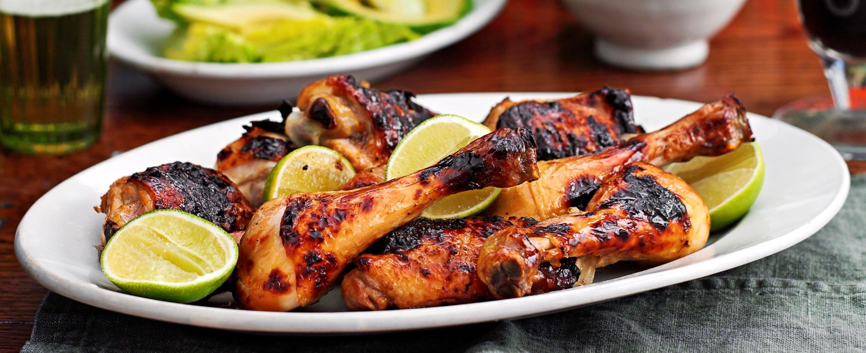 Mojito grilled chicken