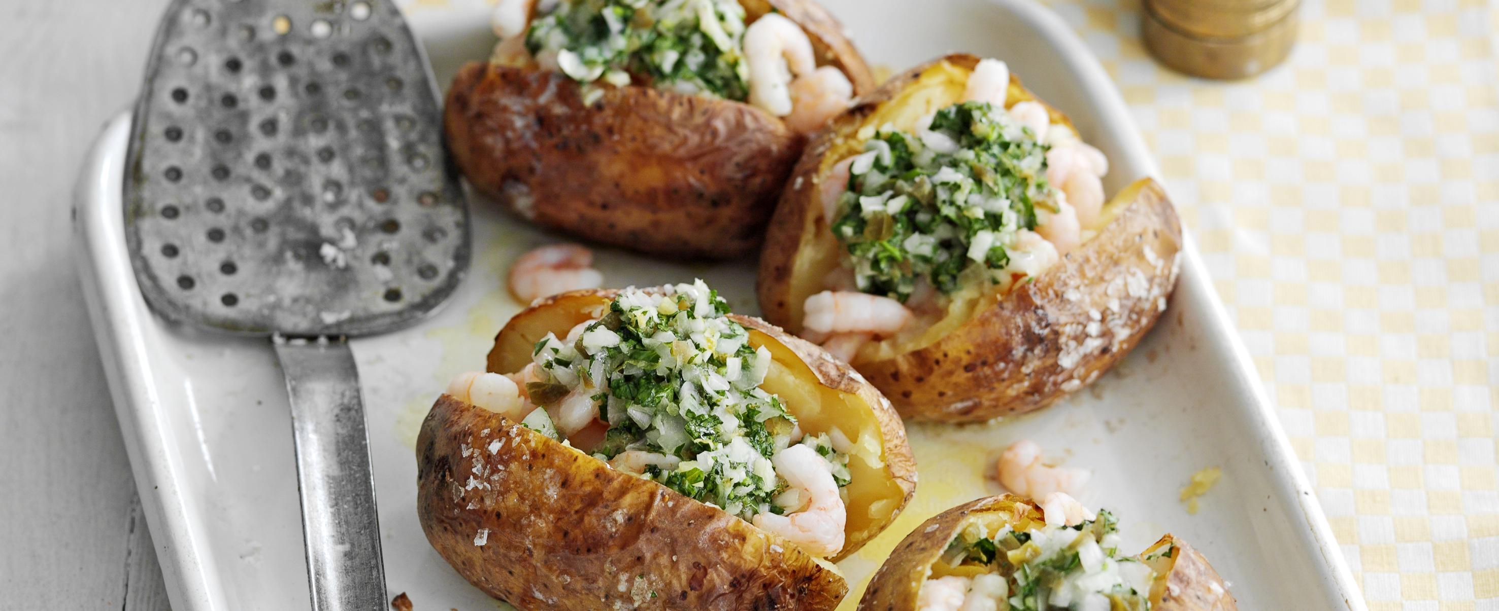 Baking potato ideas Foto