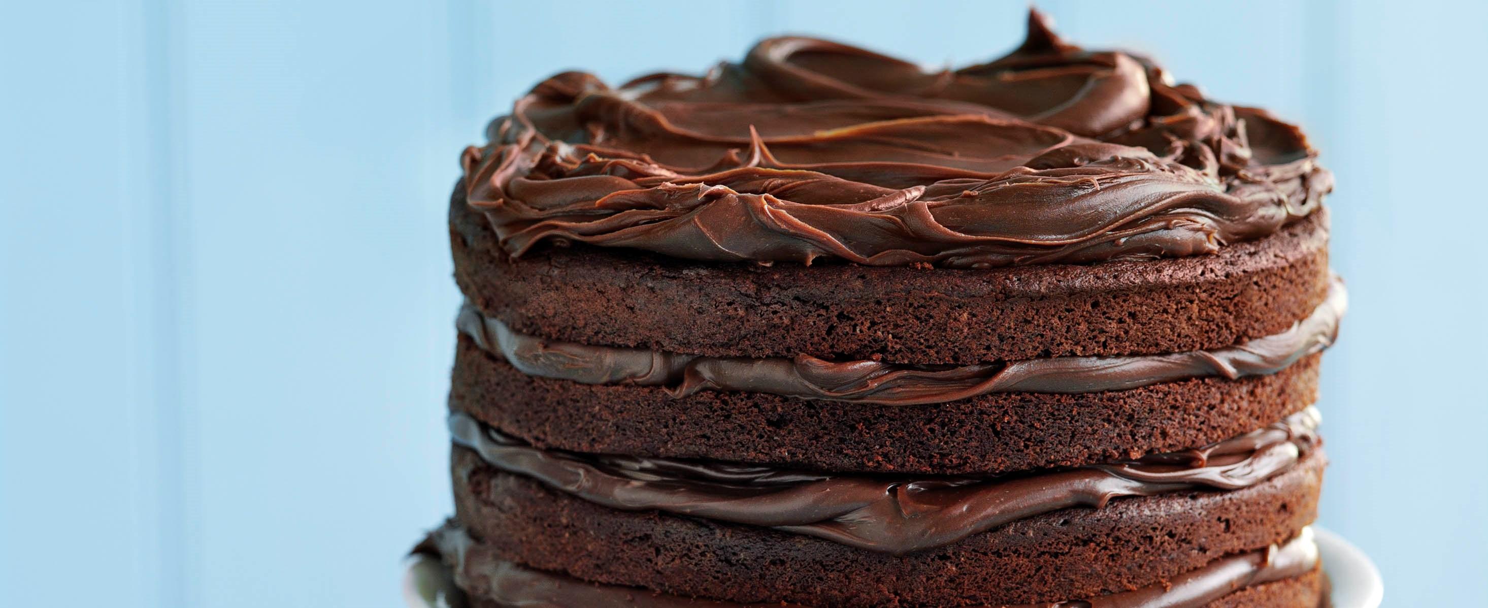 Edd Kimber Chocolate Cake