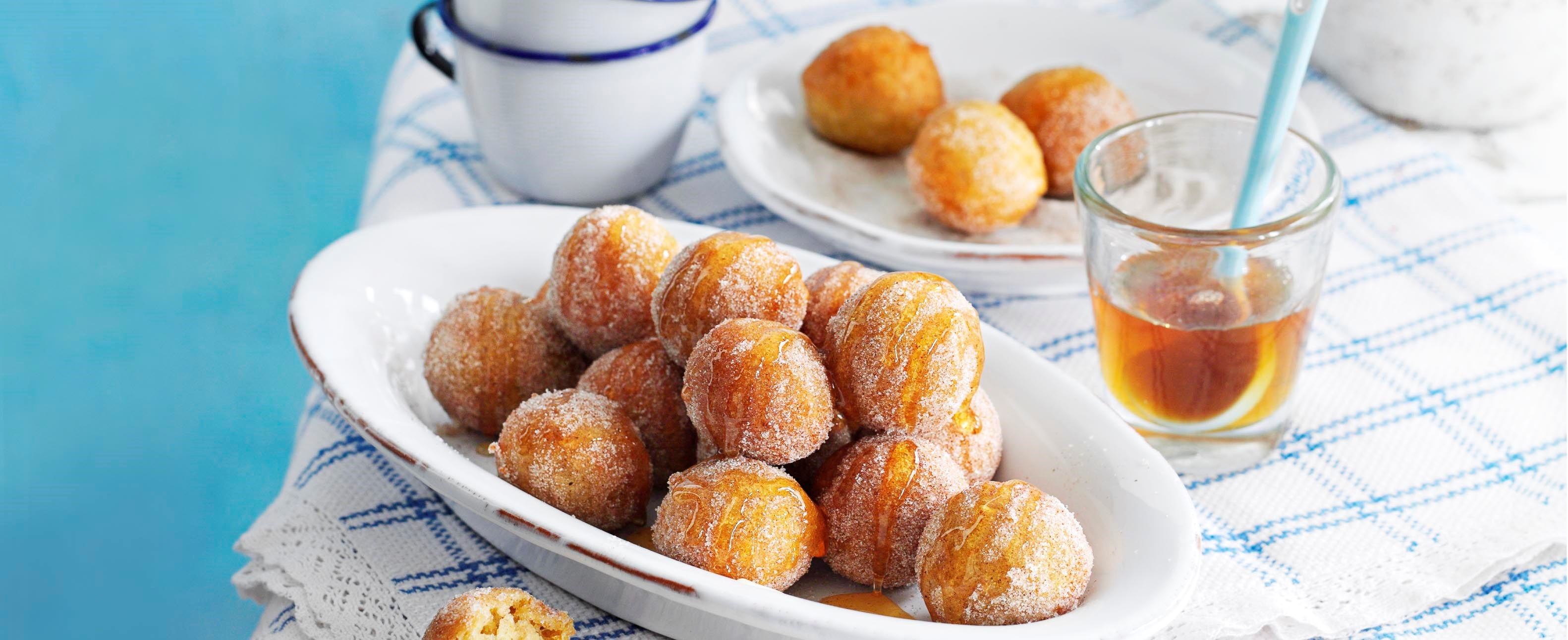 loukoumades greek donuts
