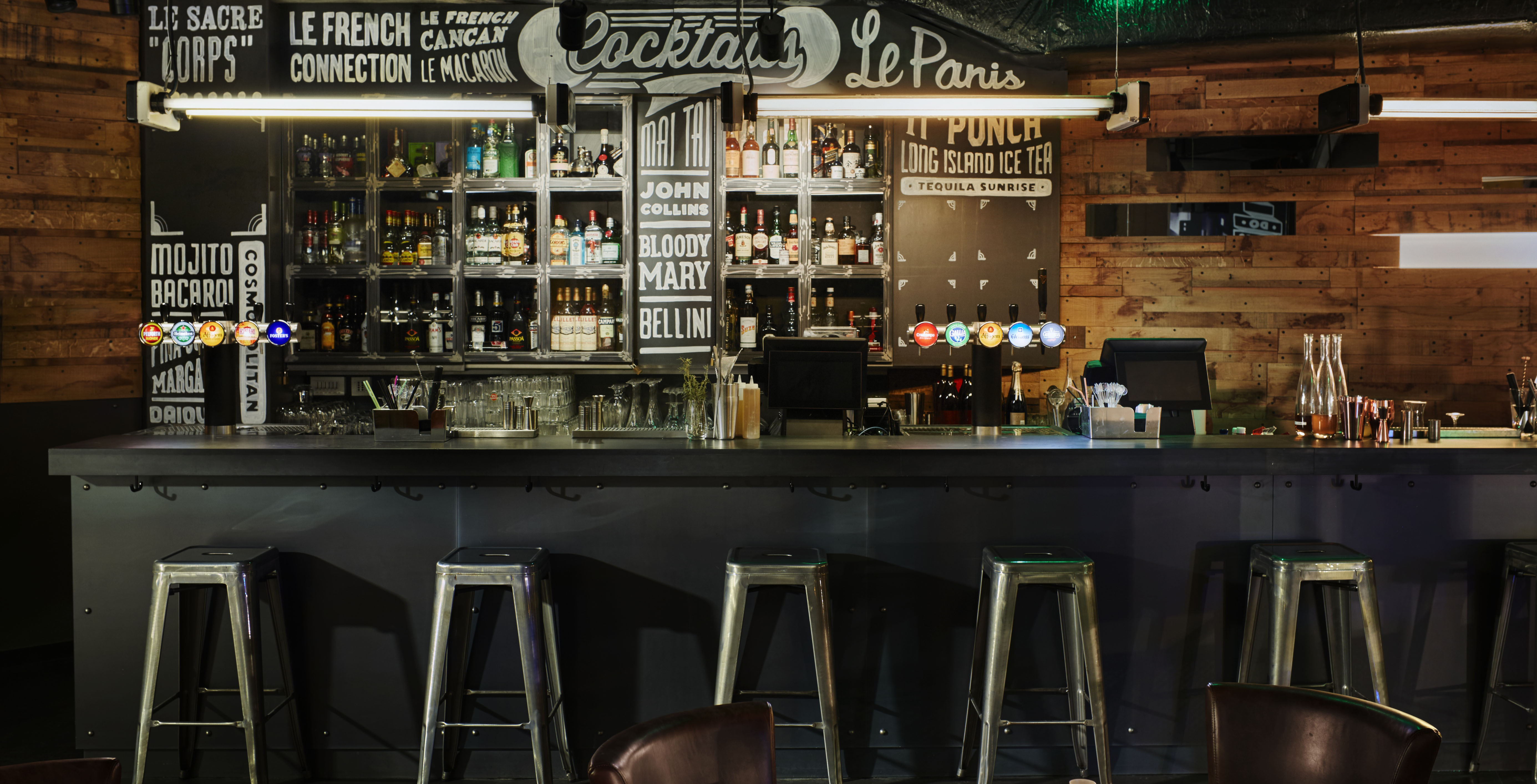 How To Book Room At Manning Bar