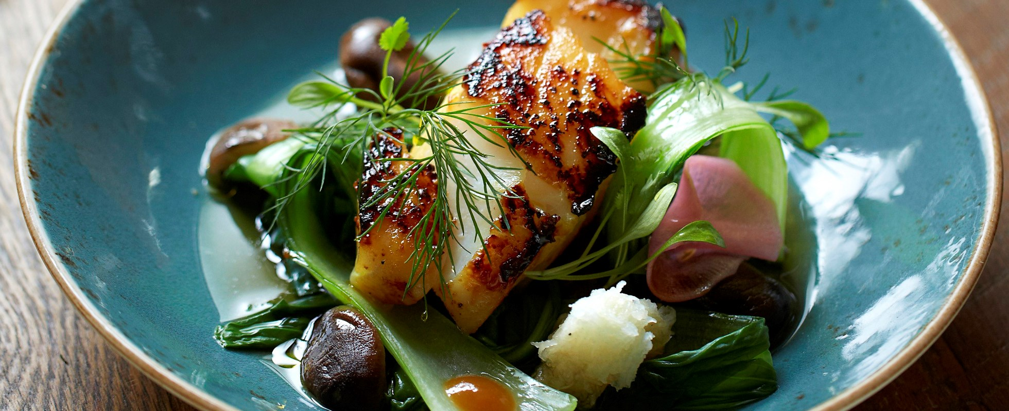 16 best ever japanese recipes olive magazine olive magazine the best blackened cod recipe marinated in miso with pak choi and shiitake mushrooms this dish from londons the city barge pub will impress your friends forumfinder Choice Image