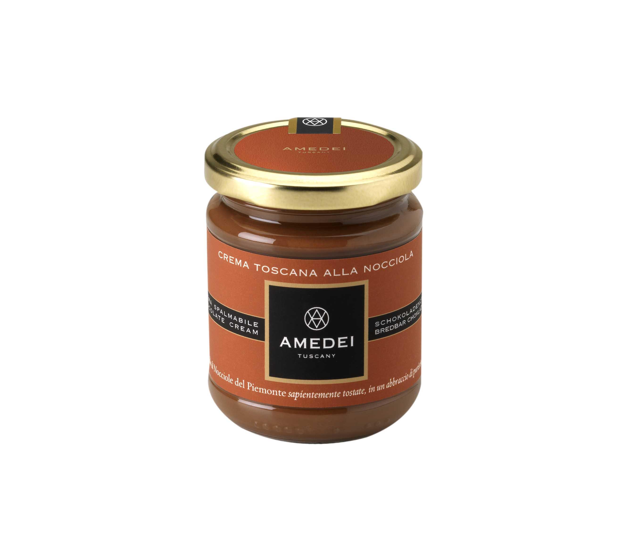 Amedei Hazelnut spread