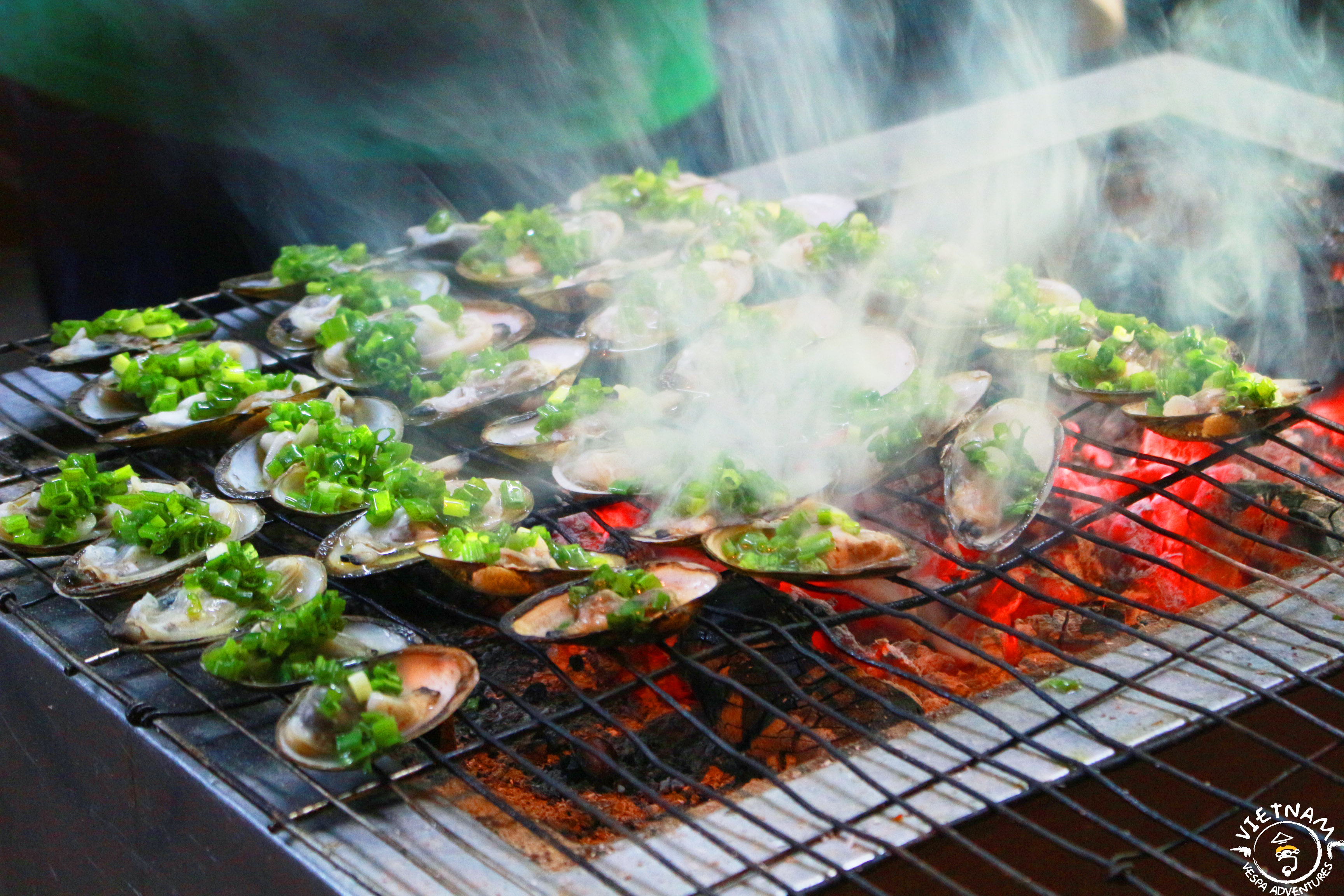 Foodie tour of Ho Chi Minh City by Vespa: review