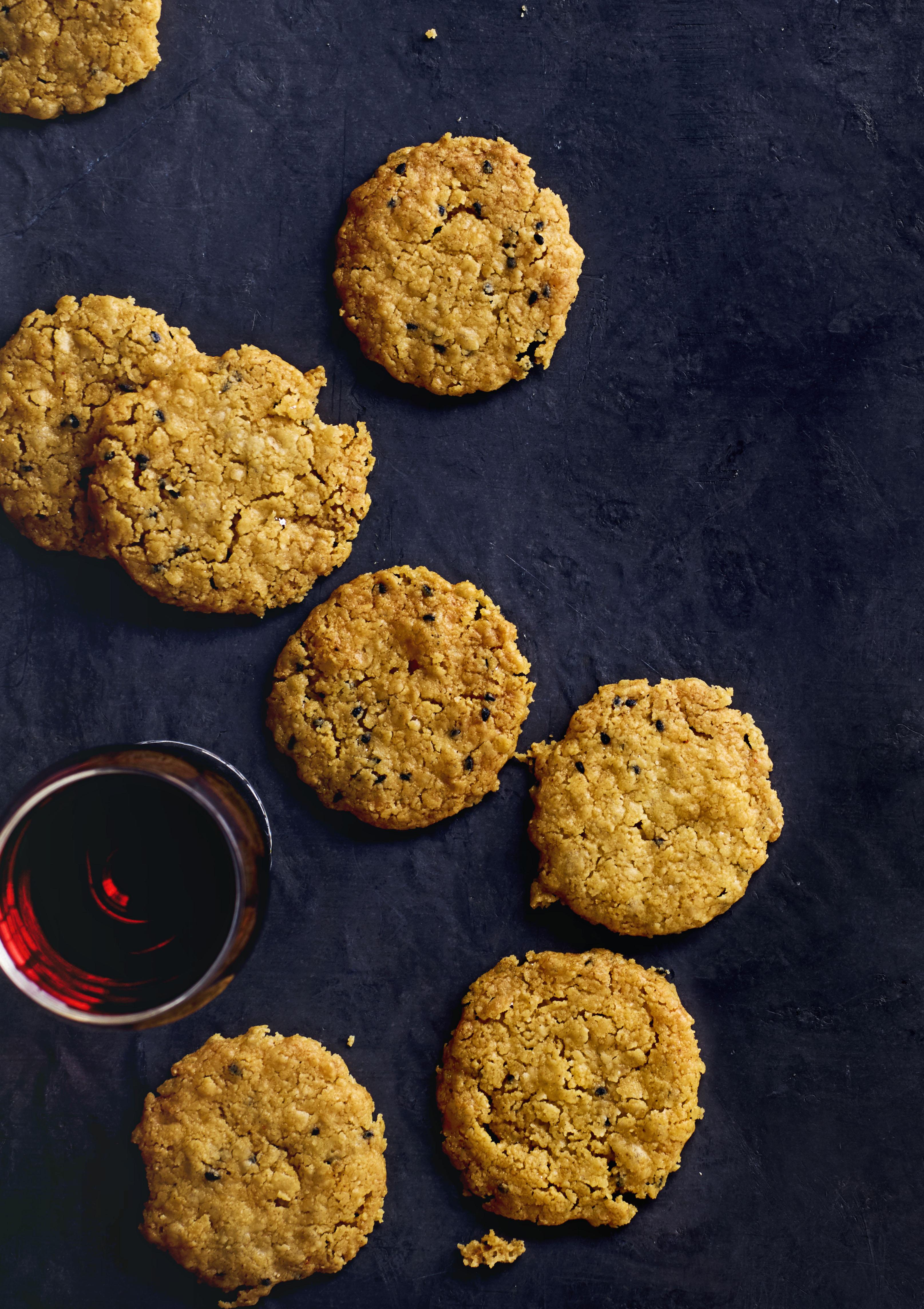 Barwheys savoury biscuits
