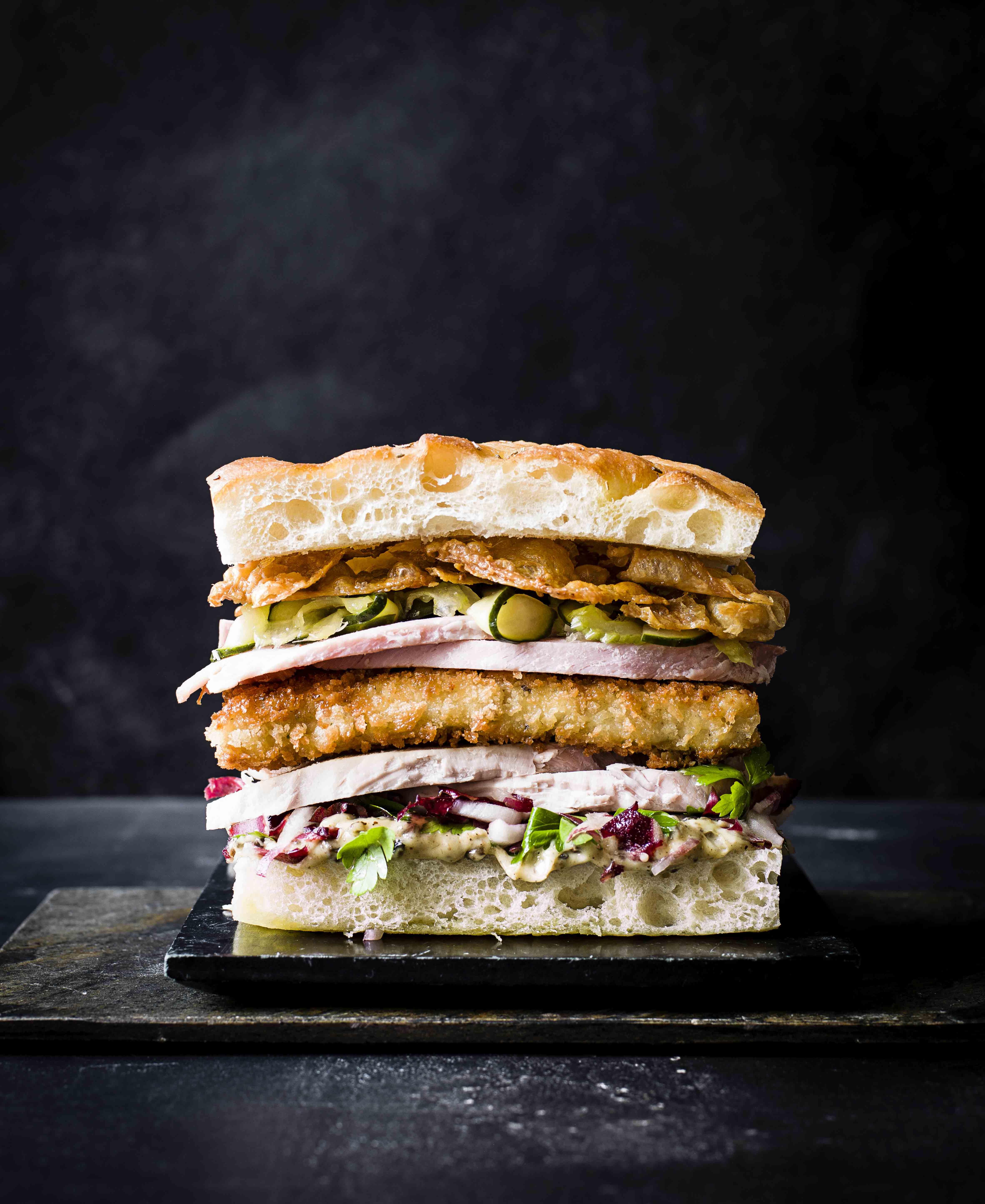 Boxing Day Sandwich Recipe