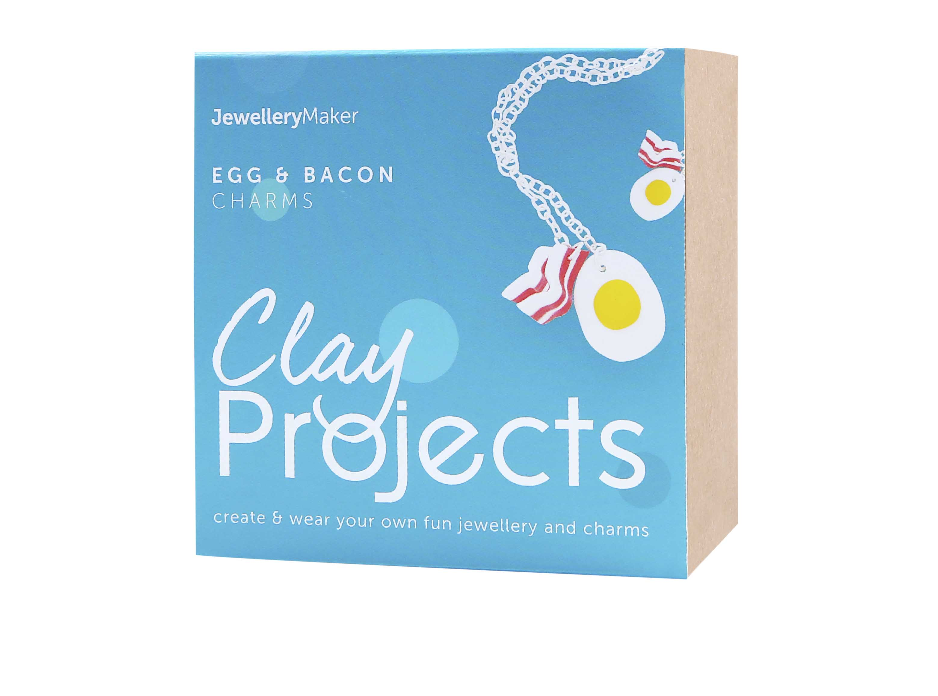 Eggs and Bacon jewellery