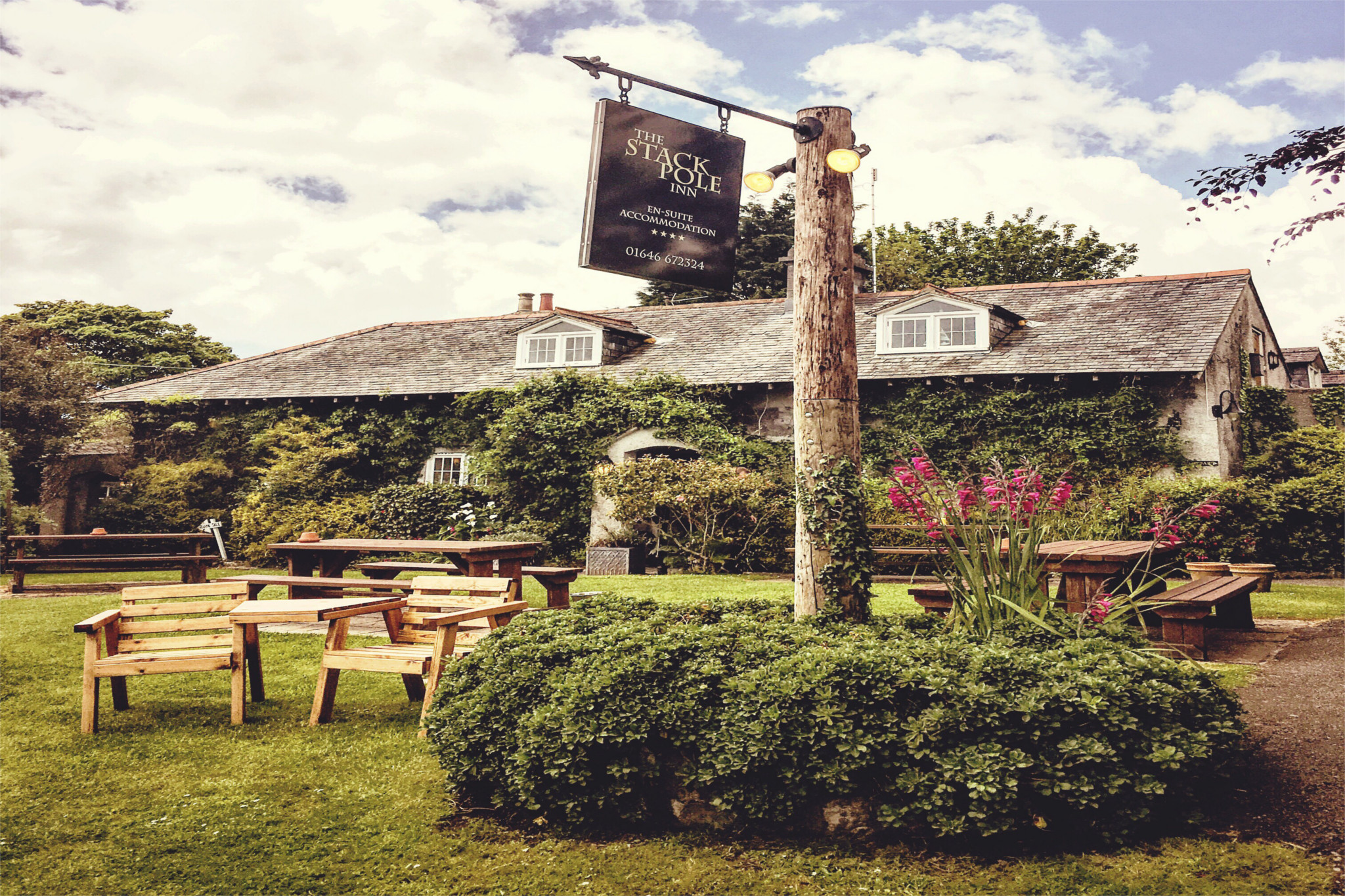 Menu For Olive Garden: Olive Pitstop: Foodie Guide To Pembrokeshire