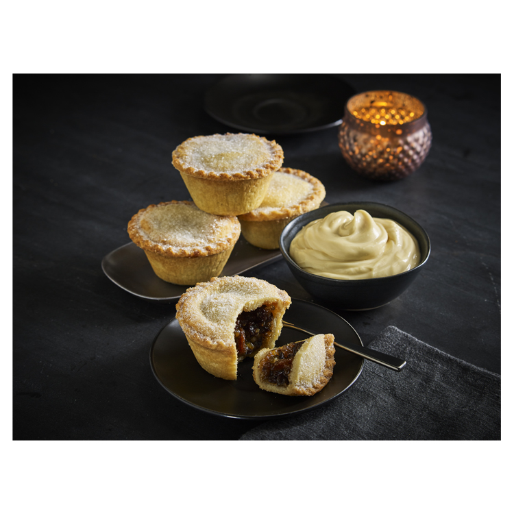 Morrisons The Best deep filled mince pies