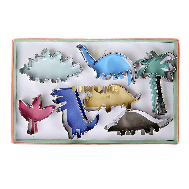 Sisters Guild DInky Dinosaur cookie cutters