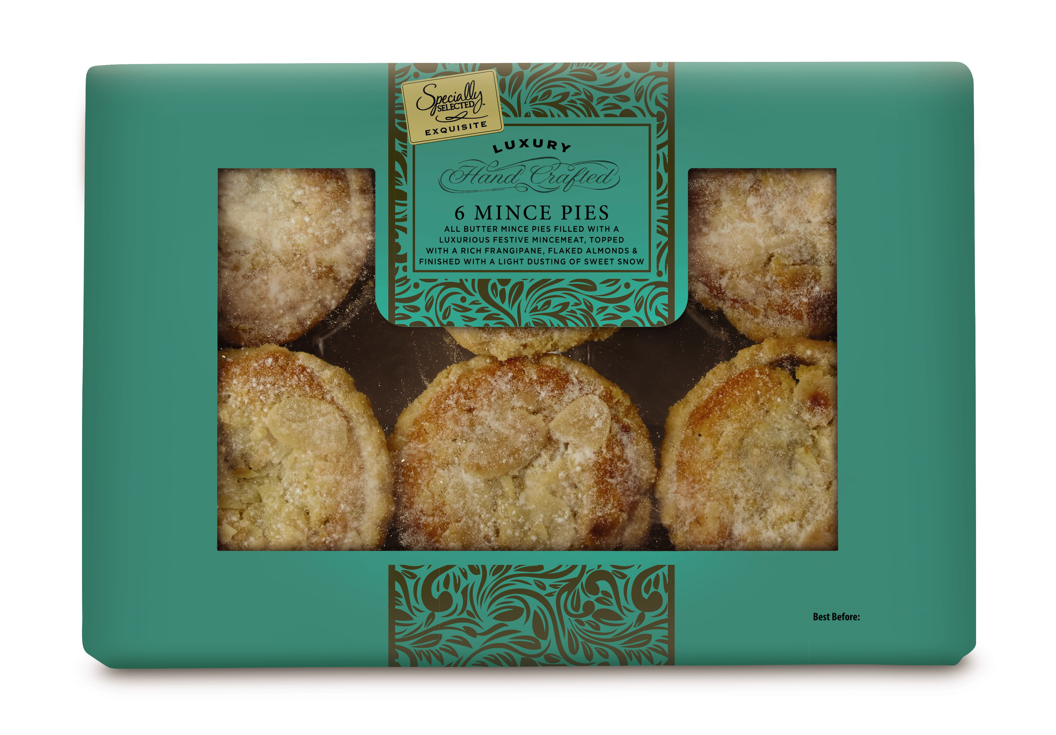 Specially Selected Exquisite Aldi Mince Pies