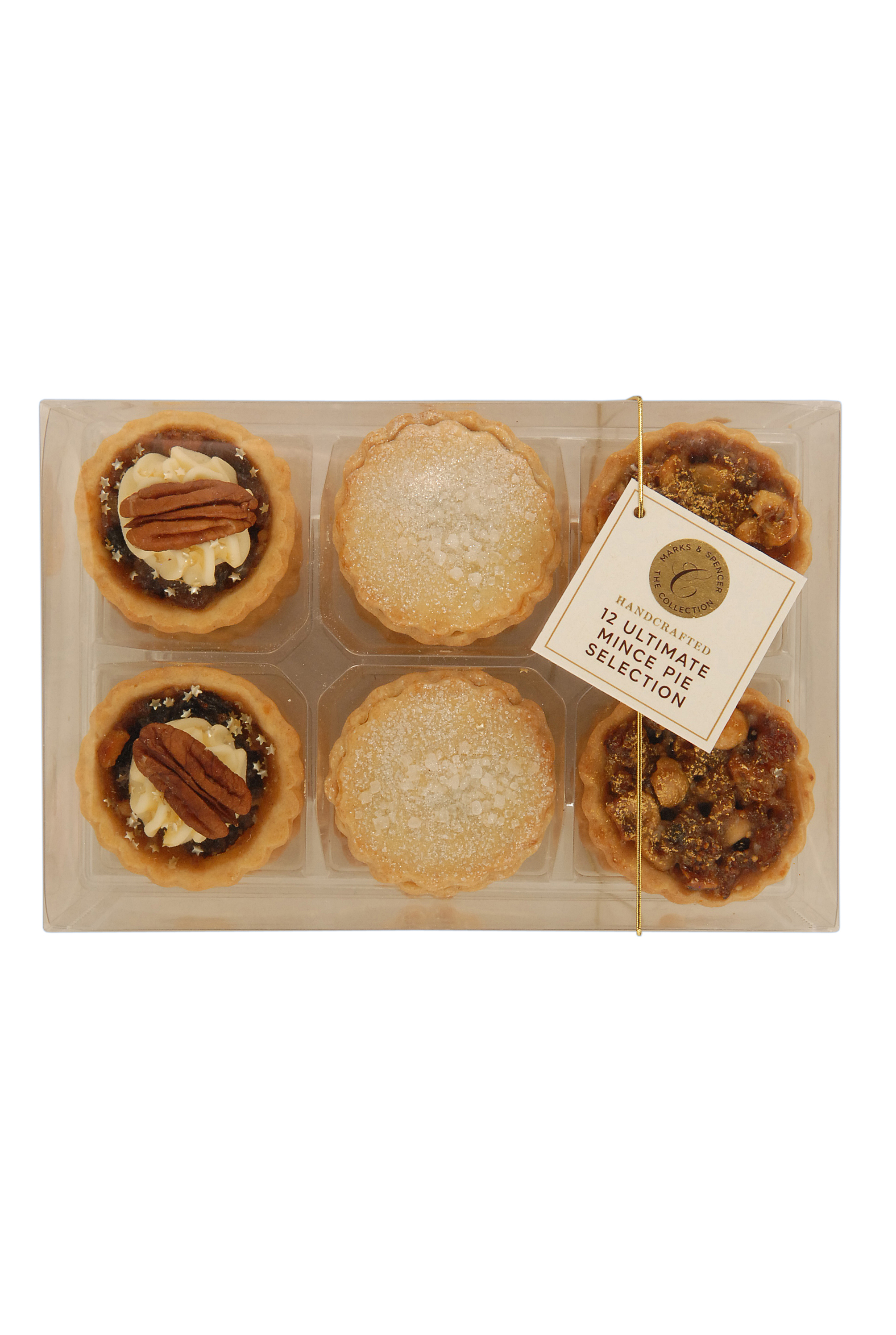 Ultimate Mince Pie Selection, M&S