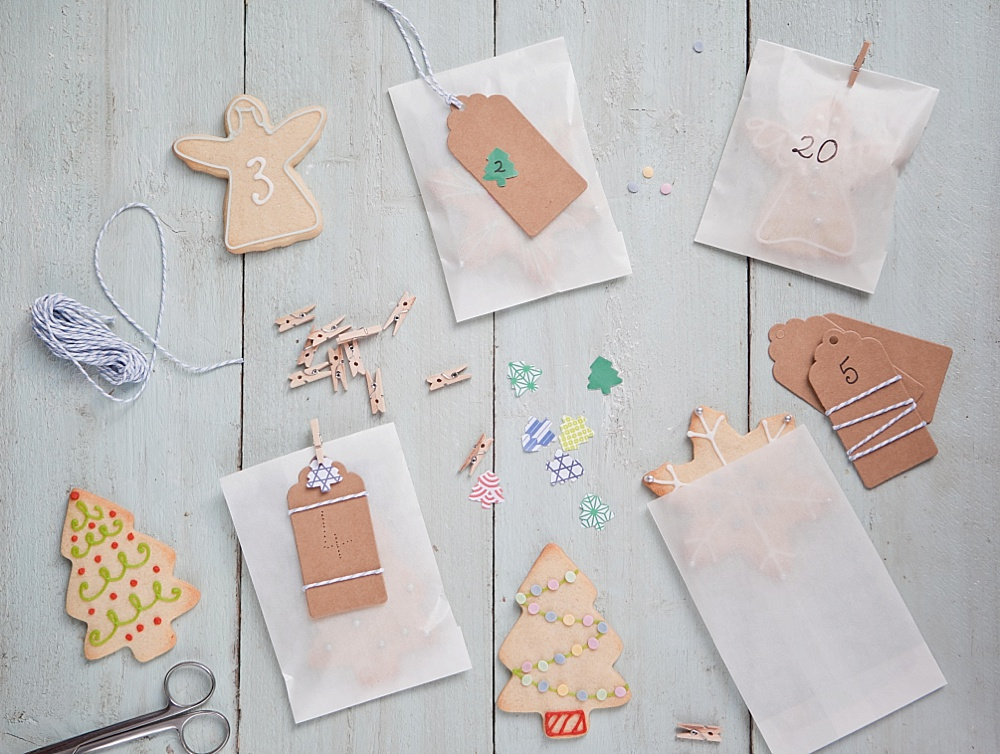 bake it yourself advent calendar