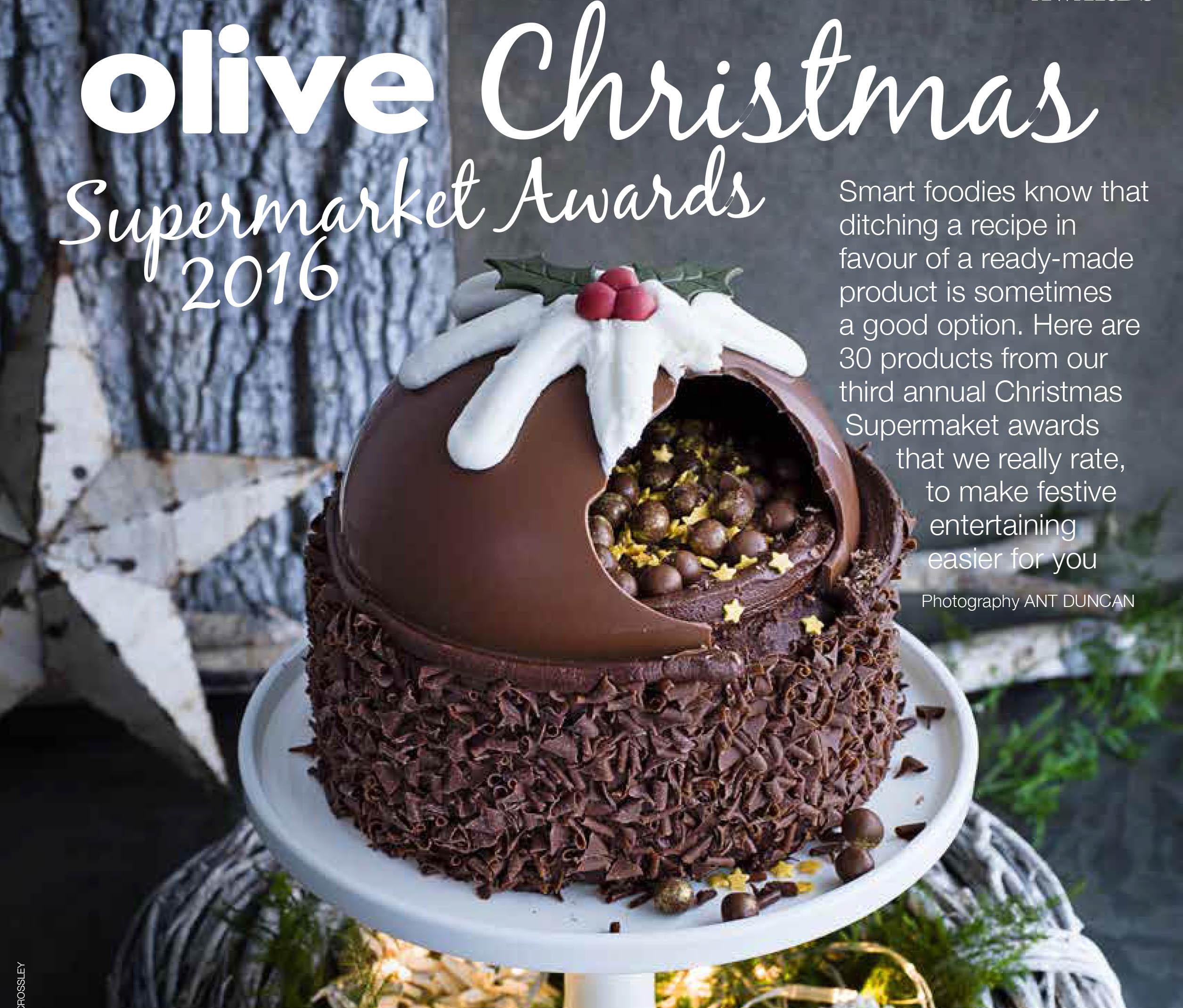 Inside olive magazine, Ch