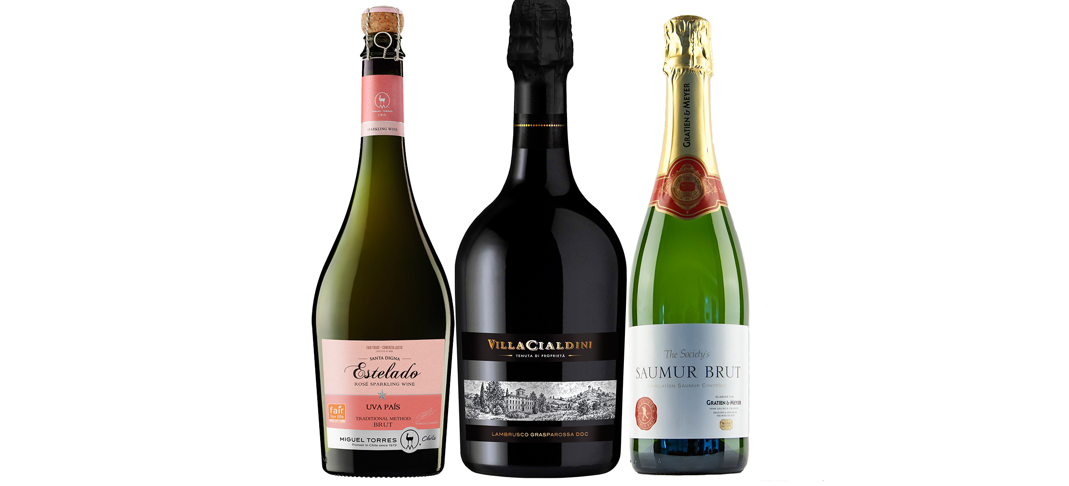 The best sparkling wine for Christmas 2016