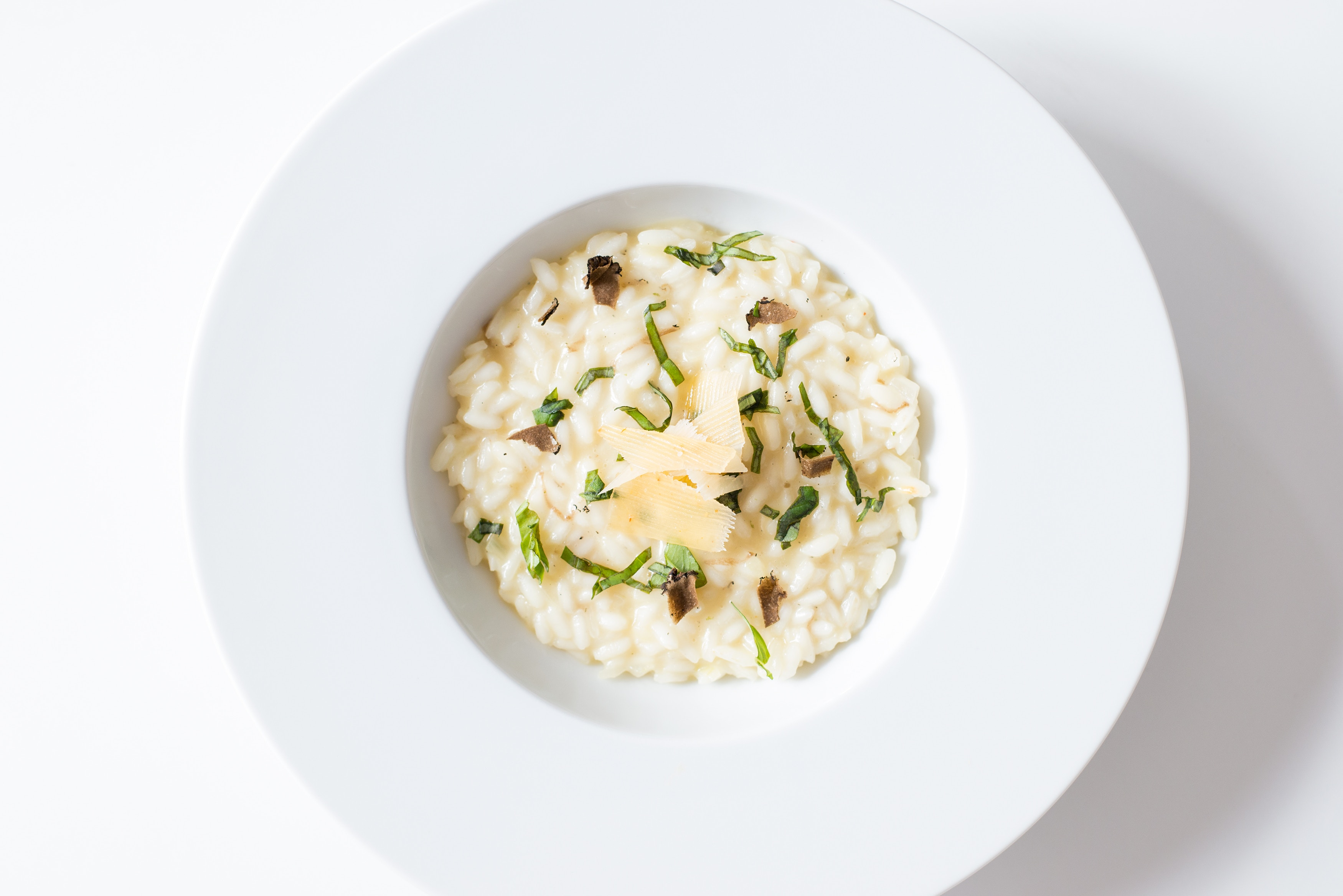 Risotto at The School of Artisan Food