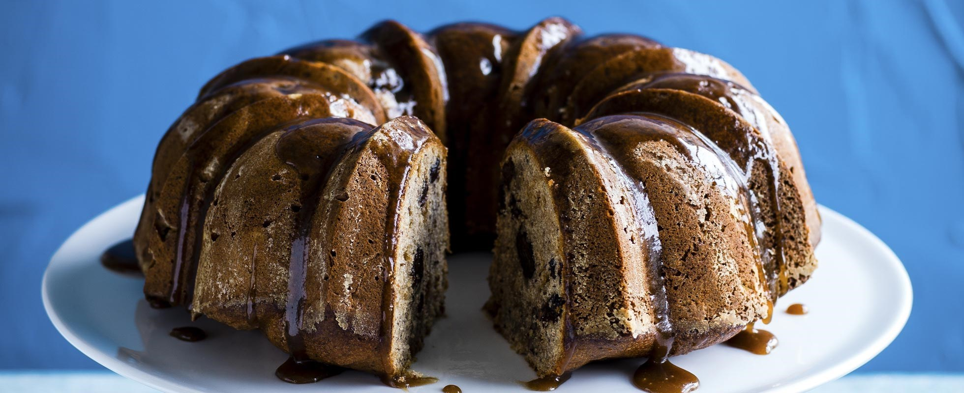 rum and raisin bundt