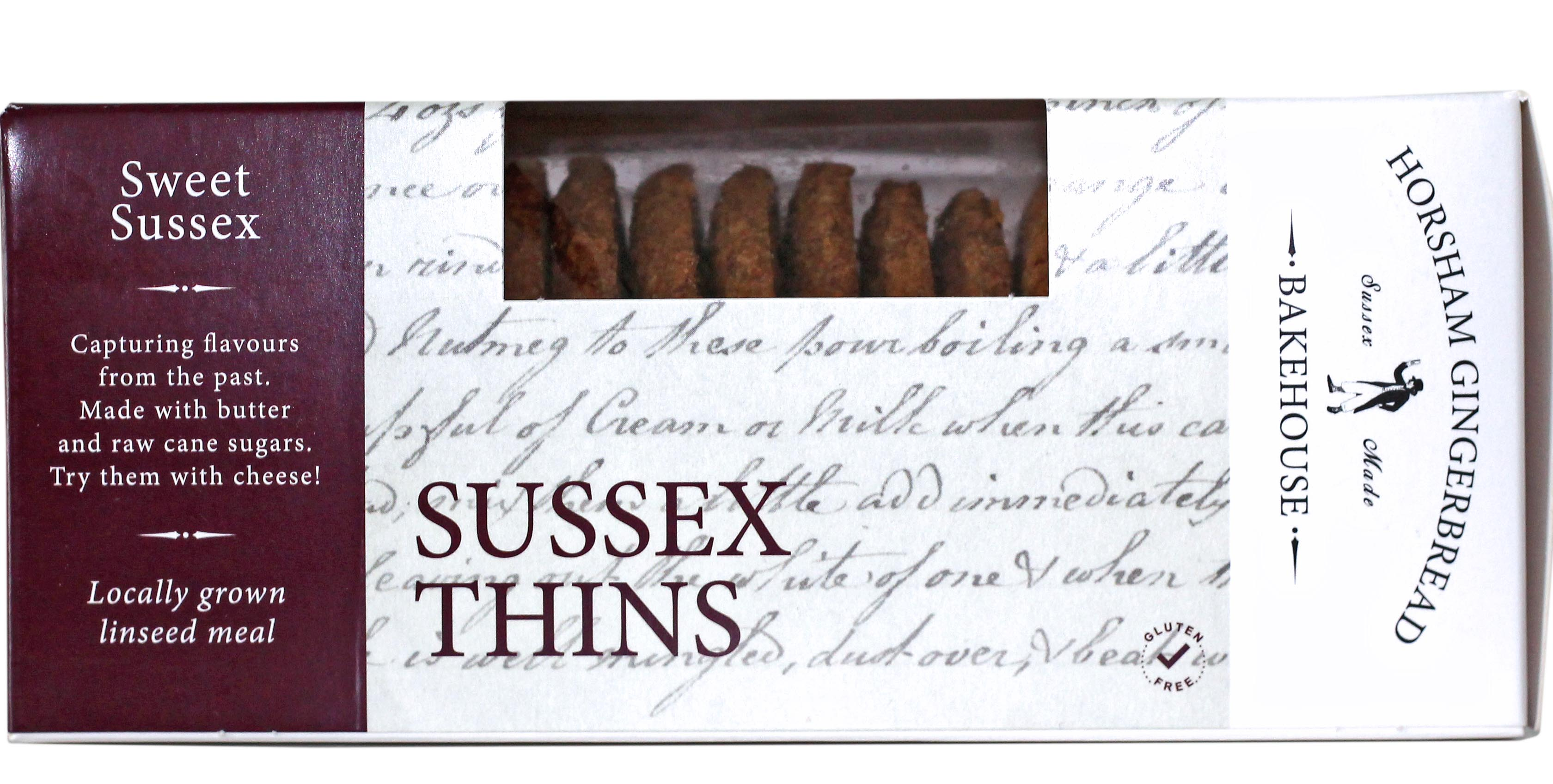 Sussex thins