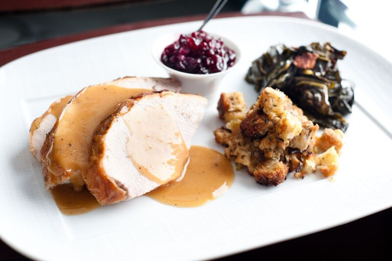 Thanksgiving at CUT 45 Park Lane